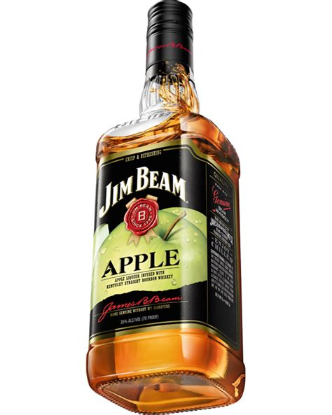 jim beam apple jim beam 174 apple kentucky straight bourbon whiskey