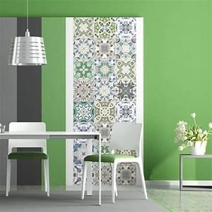 Stickers Carreaux De Ciment Cuisine : 9 stickers carreaux de ciment azulejos anastasio cuisine ~ Melissatoandfro.com Idées de Décoration