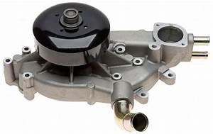 Chevrolet  Gmc  Engine Water Pump 4 8l  5 3l  6 0l