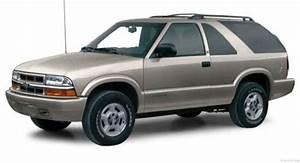 2000 Chevrolet Blazer Models  Trims  Information  And Details
