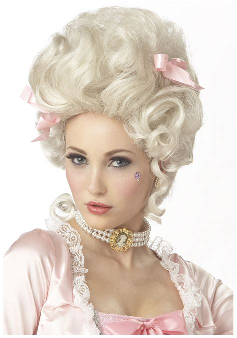 costume wig antoinette wig international costume wigs
