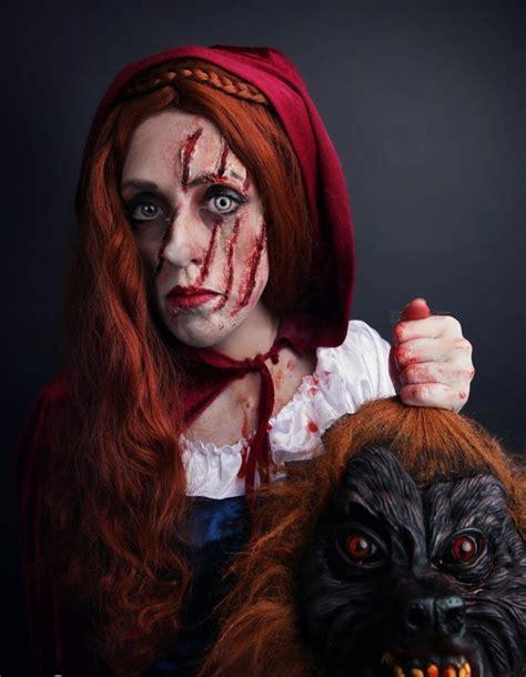 Horror Dekoideen Fuer Eine Gruselige by Kost 252 M Ideen Rotk 228 Ppchen Und Der Wolf