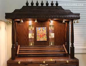 interior design temple home custom pooja mandirs made in the usa cary carolina pooja mandir cary