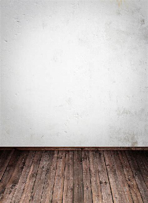 Vinyl kain putih dinding kayu lantai fotografi latar
