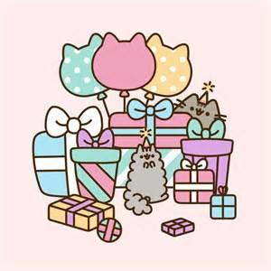 pusheen cat birthday 1105 best pusheen cat images on pusheen cat