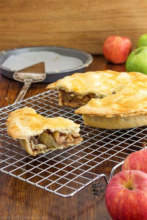 easy pie recipes apple pie recipe with fresh apples