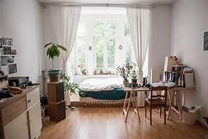 Zimmer In Hannover : ger umiges wg zimmer mit bett im erker und dadurch viel sonneneinstrahlung und licht wohnen in ~ Orissabook.com Haus und Dekorationen
