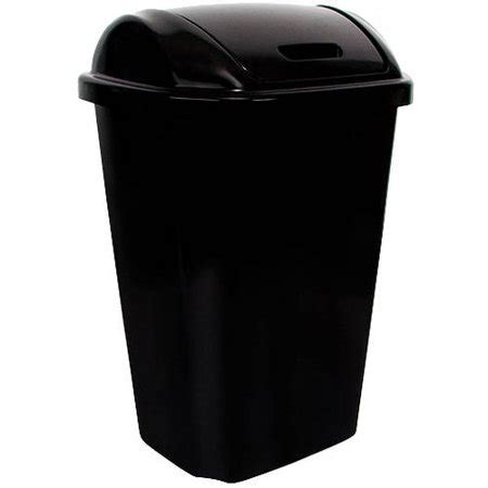 kitchen trash can with lid hefty garbage trash can bin 13 5 gallon waste home kitchen