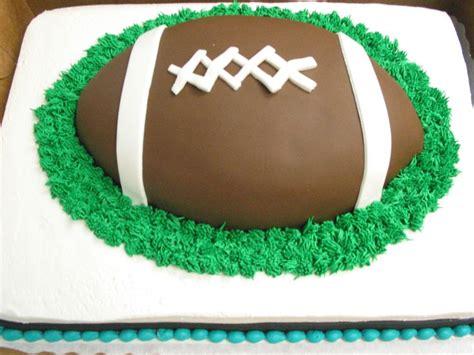 Football Birthday Cake Sports
