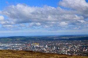 The, View, From, The, Top, Of, Black, Mountain, Belfast