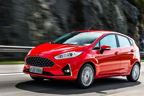 Novo Ford Fiesta 2019  Preço, Consumo, Ficha Técnica