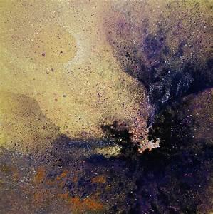 "martin pearson: ""Both light and dark matter"" oil on canvas ..."