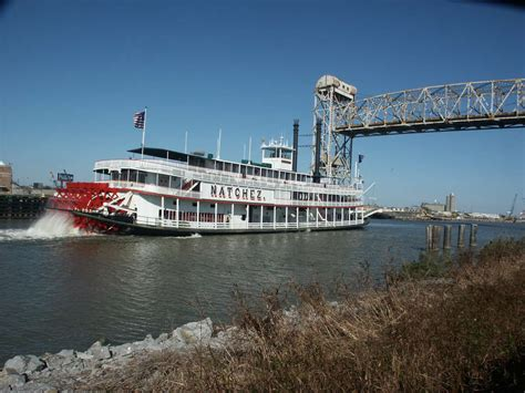 Sw Boat Rides New Orleans by New Orleans River Cruise To Zoo Best Cruise 2017