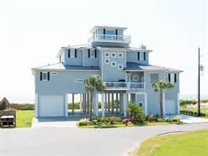 Home Plans Raised Beach House