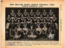 Rugby League Team Photos 1930s & 1940s