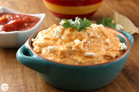 dips cuisine buffalo chicken dip recipe dishmaps