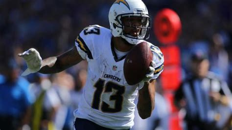 Chargers' Keenan Allen Done For Season Due To Lacerated