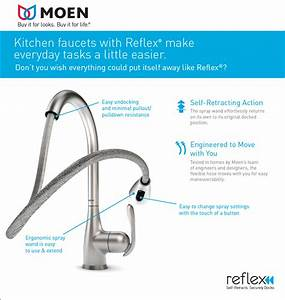 Moen Aberdeen Single