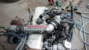 Toyota 2 4 2l Turbo Diesel Engine  Sold
