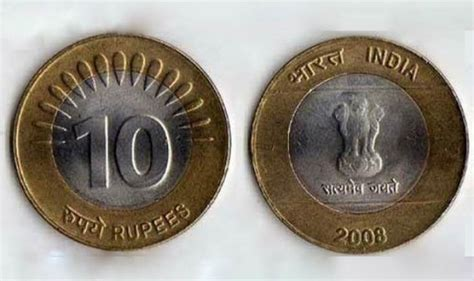 reserve bank  india  issue rs   rs  coins   designs indiacom