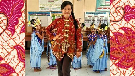 model baju batik wanita lengan panjang kepogaul