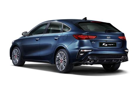 Kia K3 2020 by Kia K3 Gt Is The Forte Hatch You Never Knew You Wanted