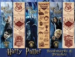 Image result for harry potter bookmarks