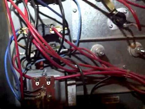 Elec Furnace Wiring Control Youtube