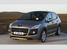 2011 Peugeot 3008 review, prices & specs