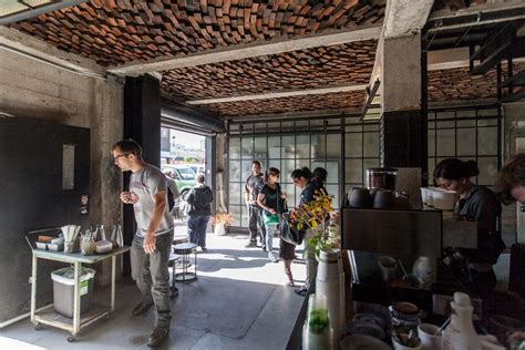 Two beloved returns and two new relationships. Four Barrel Coffee, Now Caffeinating in Portola | Barrel, Coffee, Coffee shop