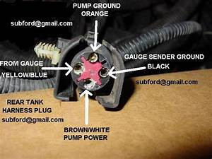 95 F150 Fuel Pump Wiring Problem  Please Help     - Ford F150 Forum