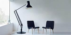 Lampadaire Salon Industriel : luminaire industriel la giant collection par anglepoise ~ Teatrodelosmanantiales.com Idées de Décoration