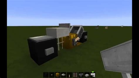 minecraft motorcycle minecraft vehicle tutorial 1 chopper motorcycle youtube