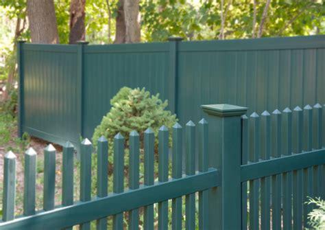 vinyl picket fence panels designs design ideas lets