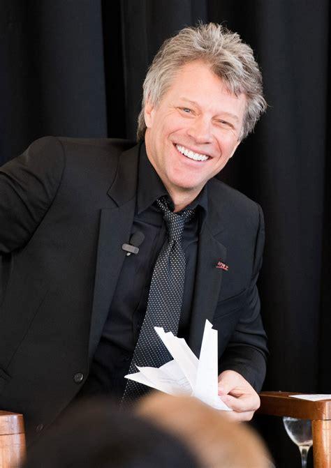 Jon Bon Jovi Photos Middle Class Advocacy Group