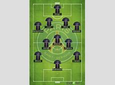 Equipe type PSG 20142015 by Arthuro4658 footalist