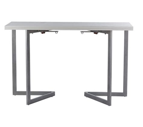Tableconsole Alicia Blanc  Tables But