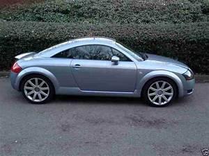 Audi Tt 180 : audi 2003 53 tt coupe quattro 180 only 82000 miles px considered car for sale ~ Farleysfitness.com Idées de Décoration