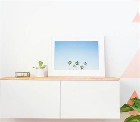 petit meuble de cuisine meuble de rangement suspendu épuré