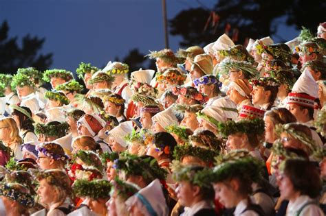 Sāksies XXVI Vispārējo latviešu Dziesmu un XVI Deju svētku ...