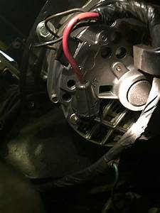 1971 Alternator Wiring Question -help