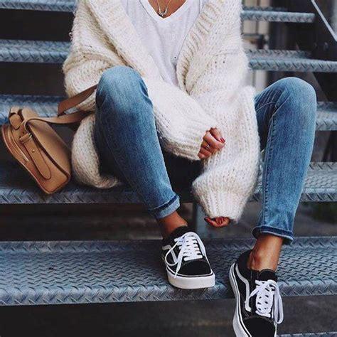 37 Fashionable Ways To Wear Vans - Highpe