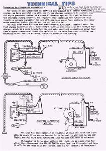 12 Volt Generator Wiring Diagram Ford Fairlane