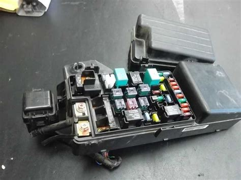 04 Honda Accord Fuse Box fuse box engine 4dr honda accord 03 04 05 06 07 2007 2006