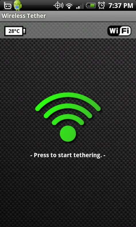 android wifi tether android wifi tether app for rooted users constantly
