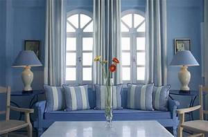 Living room traditional blue living room decor ideas for Blue living room decorating ideas