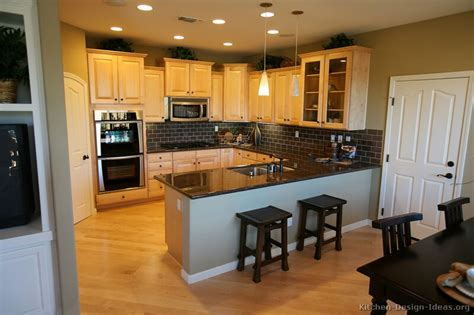 cabinet lighting ideas kitchen pictures of kitchens traditional light wood kitchen cabinets