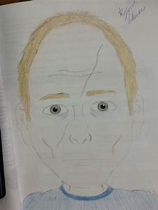 Boo Radley Drawing By Student
