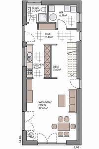Wohnung Putzen Mit System : offenes wohnen grundriss kompakte grundrisse auch ideal ~ Lizthompson.info Haus und Dekorationen