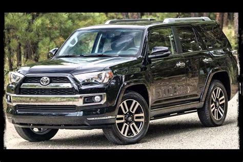 4runner Limited by 2015 Model Toyota 4runner Limited Design